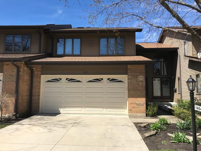 1454 N Picadilly Circle #1454, Mount Prospect, IL 60056 (MLS #10349935) :: Helen Oliveri Real Estate