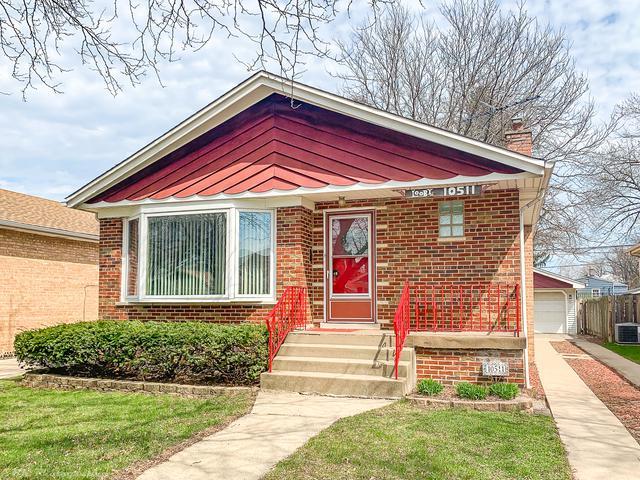 10511 S St Louis Avenue, Chicago, IL 60655 (MLS #10349997) :: BNRealty