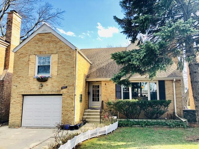 5033 Harvard Terrace, Skokie, IL 60077 (MLS #10350015) :: BNRealty