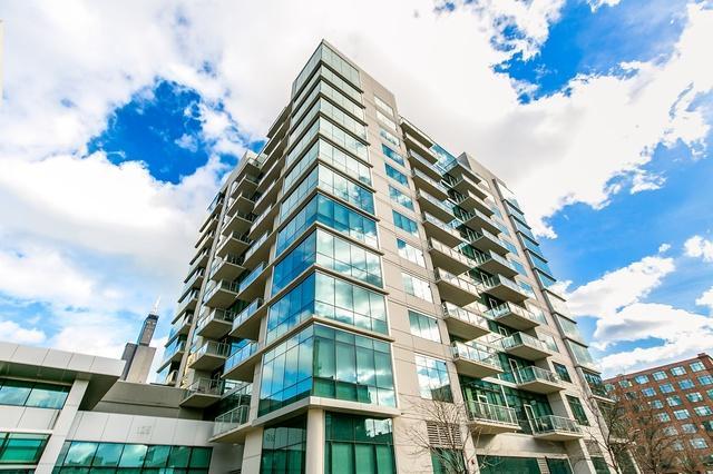 125 S Green Street 1102A, Chicago, IL 60607 (MLS #10350017) :: Ryan Dallas Real Estate