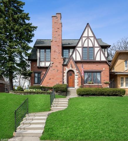 1211 N Ridgeland Avenue, Oak Park, IL 60302 (MLS #10350023) :: Leigh Marcus | @properties