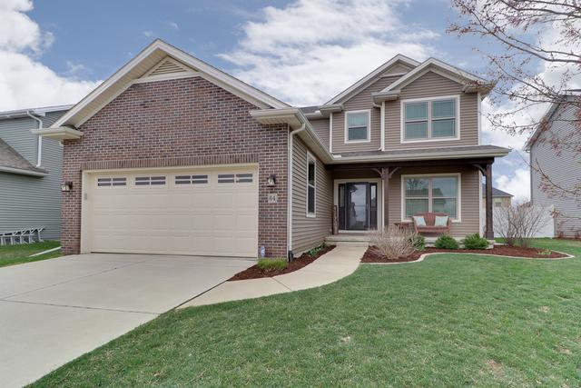 64 Dry Sage Circle, Bloomington, IL 61705 (MLS #10350029) :: BNRealty