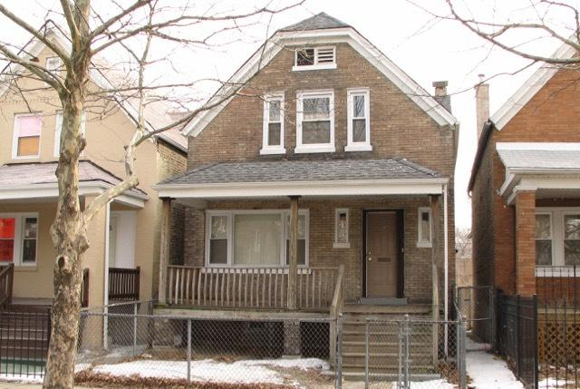 7305 S Kenwood Avenue, Chicago, IL 60619 (MLS #10350030) :: Domain Realty