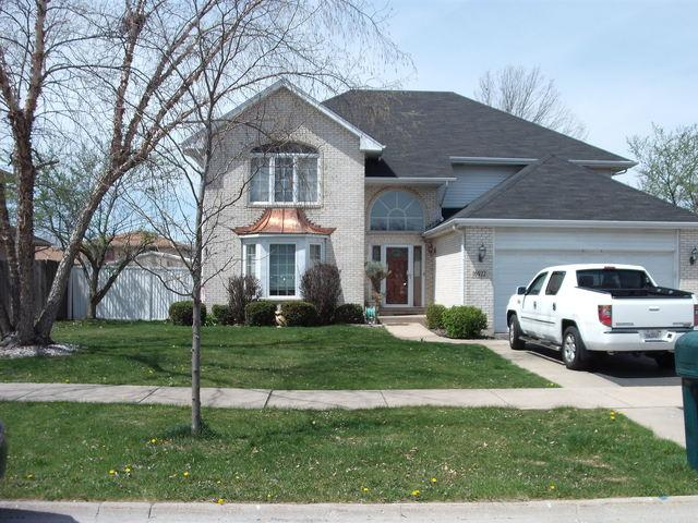 16922 Marilyn Drive, Tinley Park, IL 60477 (MLS #10350036) :: Century 21 Affiliated