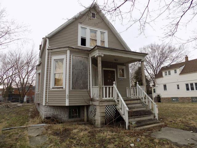 6450 S Wolcott Avenue, Chicago, IL 60636 (MLS #10350040) :: Leigh Marcus | @properties