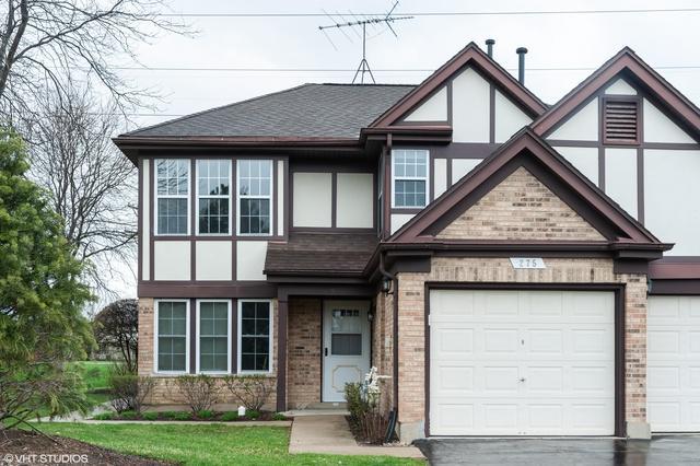 275 E Fabish Drive #0, Buffalo Grove, IL 60089 (MLS #10350099) :: Helen Oliveri Real Estate