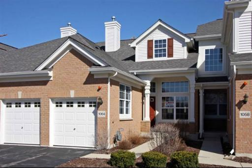 1064 Orchard Pond Court, Lake Zurich, IL 60047 (MLS #10350110) :: The Jacobs Group