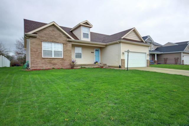 1706 Oliger Drive, Mahomet, IL 61853 (MLS #10350136) :: BNRealty
