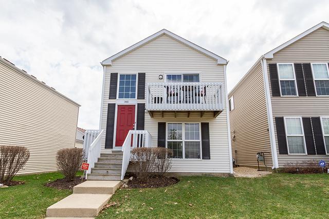1481 Simms Street, Aurora, IL 60504 (MLS #10350153) :: Helen Oliveri Real Estate