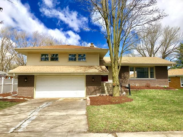 3543 Willow Street, Flossmoor, IL 60422 (MLS #10350166) :: The Wexler Group at Keller Williams Preferred Realty