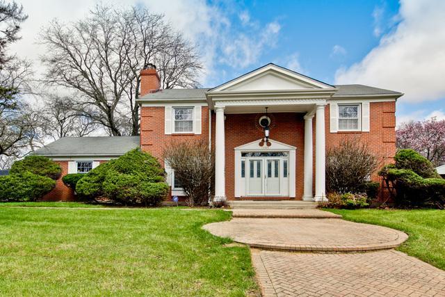1245 Heather Hill Cres, Flossmoor, IL 60422 (MLS #10350204) :: Leigh Marcus | @properties