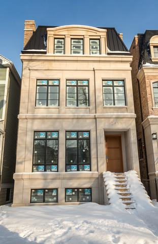 2419 N Burling Street, Chicago, IL 60614 (MLS #10350213) :: Property Consultants Realty