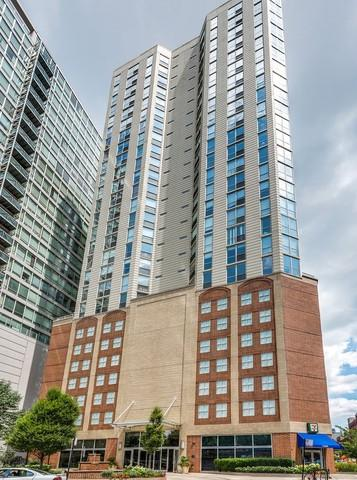 645 N Kingsbury Street #1809, Chicago, IL 60654 (MLS #10350216) :: Property Consultants Realty