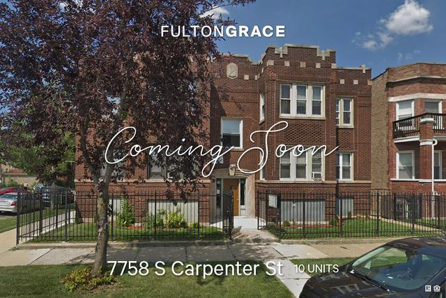 7758 Carpenter Street, Chicago, IL 60620 (MLS #10350243) :: Century 21 Affiliated