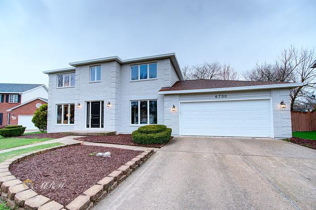 6730 Bradley Court, Downers Grove, IL 60516 (MLS #10350258) :: Century 21 Affiliated