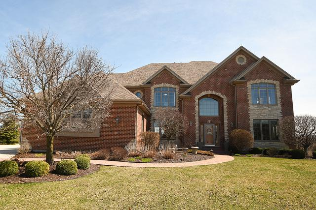13521 Nicklaus Drive, Orland Park, IL 60462 (MLS #10350260) :: Baz Realty Network | Keller Williams Preferred Realty