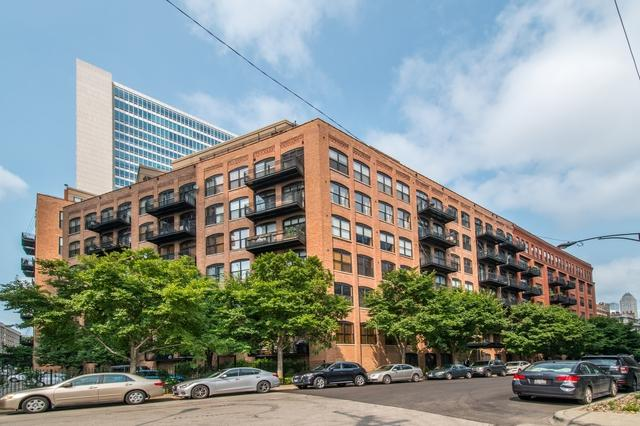 520 W Huron Street #605, Chicago, IL 60654 (MLS #10350310) :: Property Consultants Realty