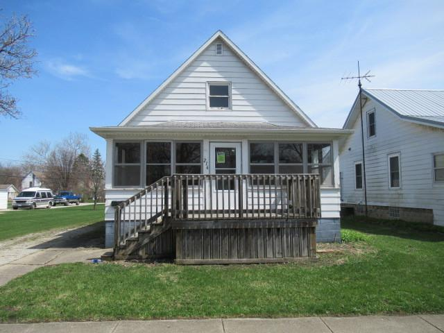216 S Sangamon Avenue, Gibson City, IL 60936 (MLS #10350356) :: Berkshire Hathaway HomeServices Snyder Real Estate
