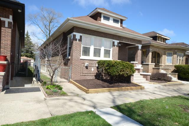 608 E 88th Street, Chicago, IL 60619 (MLS #10350379) :: Leigh Marcus | @properties