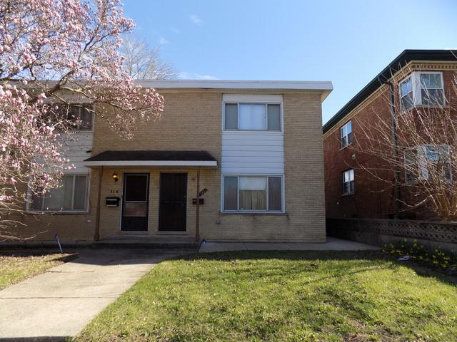 112 E Joe Orr Road, Chicago Heights, IL 60411 (MLS #10350393) :: Helen Oliveri Real Estate