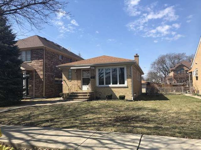8128 N Odell Avenue, Niles, IL 60714 (MLS #10350398) :: Helen Oliveri Real Estate