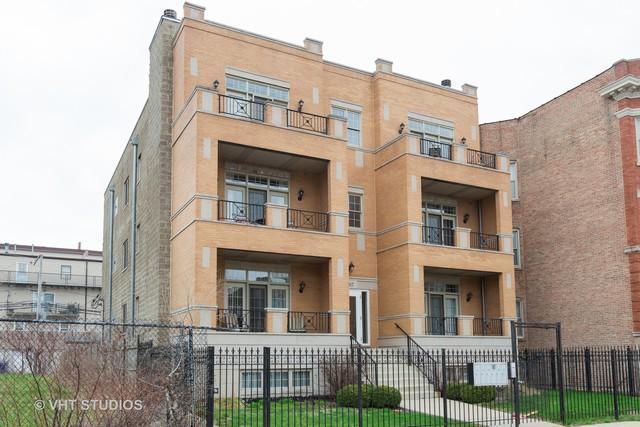 4417 S Calumet Avenue 2S, Chicago, IL 60653 (MLS #10350427) :: The Mattz Mega Group