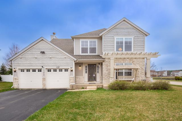 1187 Kimberly Lane, Antioch, IL 60002 (MLS #10350433) :: Helen Oliveri Real Estate