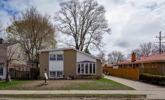 8109 Crawford Avenue, Skokie, IL 60076 (MLS #10350518) :: Century 21 Affiliated