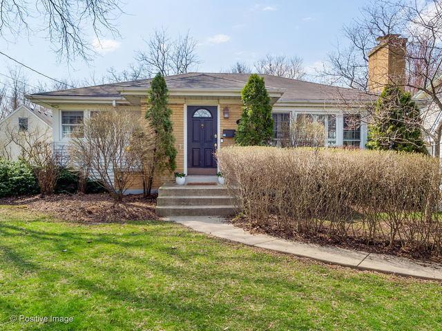 296 Kenilworth Avenue, Glen Ellyn, IL 60137 (MLS #10350549) :: Century 21 Affiliated