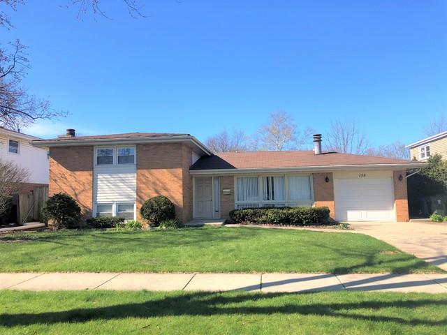 158 W Bradley Street, Des Plaines, IL 60016 (MLS #10350569) :: Berkshire Hathaway HomeServices Snyder Real Estate