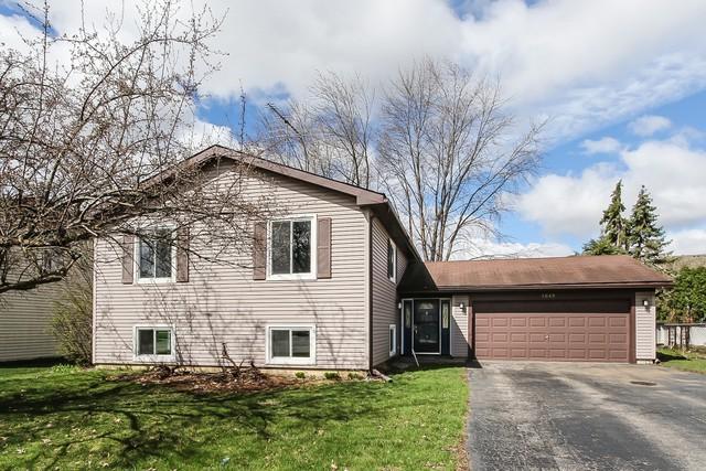4040 Bayside Drive, Hanover Park, IL 60133 (MLS #10350581) :: Helen Oliveri Real Estate