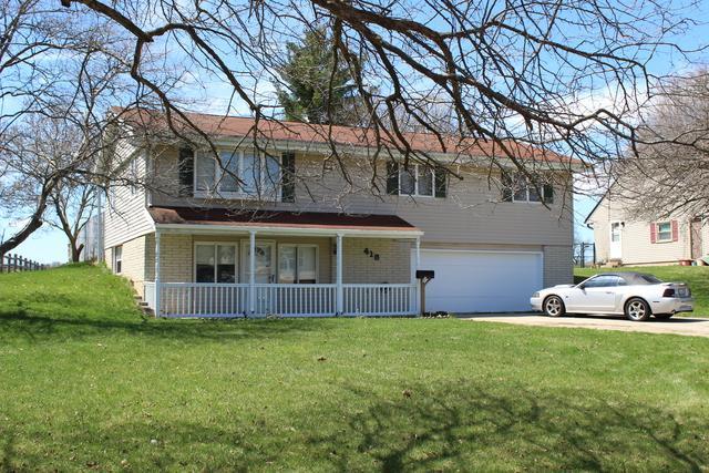 418 W Hillcrest Drive, Dekalb, IL 60115 (MLS #10350587) :: Helen Oliveri Real Estate