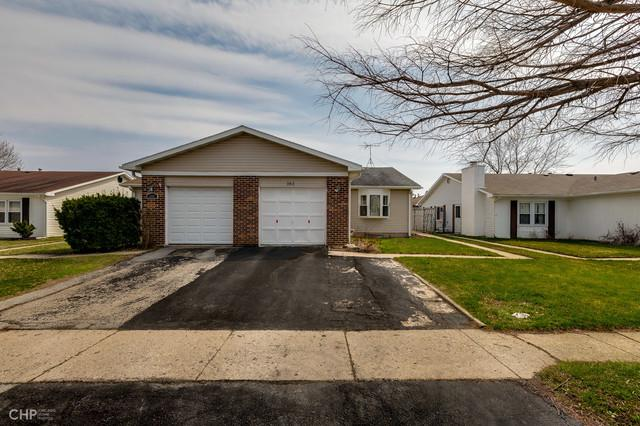 161 Golden Drive, Glendale Heights, IL 60139 (MLS #10350613) :: Domain Realty