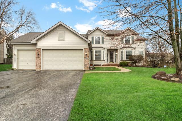 2192 Avalon Drive, Buffalo Grove, IL 60089 (MLS #10350618) :: Helen Oliveri Real Estate