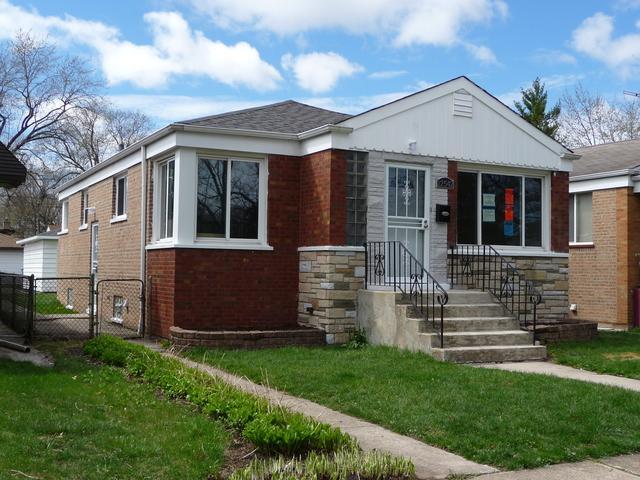 12542 S Racine Avenue, Calumet Park, IL 60827 (MLS #10350654) :: Century 21 Affiliated