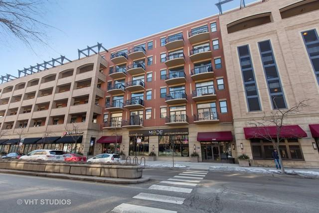 1301 W Madison Street #604, Chicago, IL 60607 (MLS #10350725) :: Property Consultants Realty