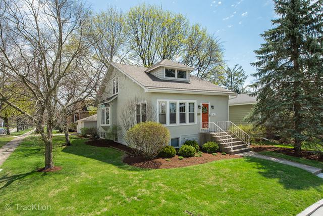 5301 Florence Avenue, Downers Grove, IL 60515 (MLS #10350765) :: The Dena Furlow Team - Keller Williams Realty