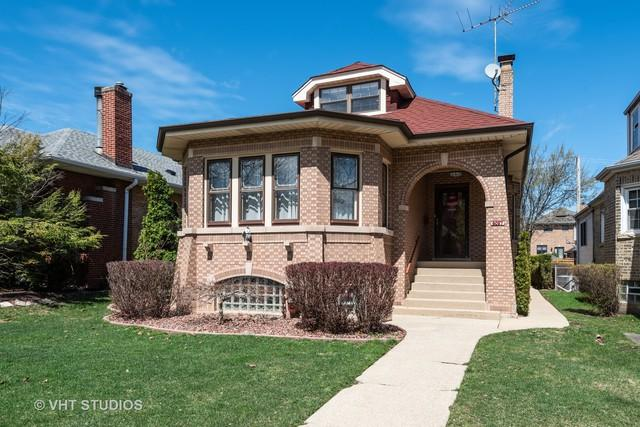 6057 N Navarre Avenue, Chicago, IL 60631 (MLS #10350766) :: Century 21 Affiliated