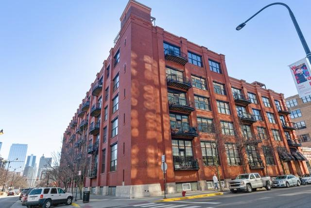 1000 W Washington Boulevard #229, Chicago, IL 60607 (MLS #10350821) :: Property Consultants Realty