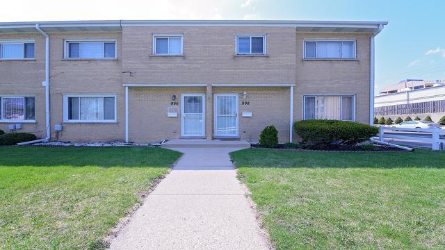 998 N Virginia Lane, Elmhurst, IL 60126 (MLS #10350876) :: Domain Realty