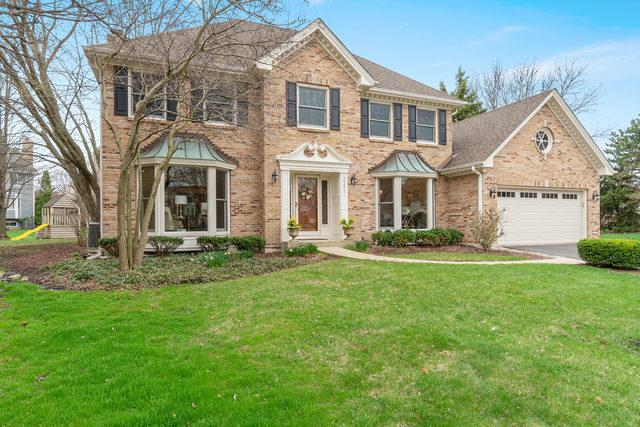 25W771 Cathryn Court, Wheaton, IL 60188 (MLS #10350903) :: Angela Walker Homes Real Estate Group