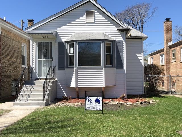 8808 S Loomis Street, Chicago, IL 60620 (MLS #10350939) :: Century 21 Affiliated