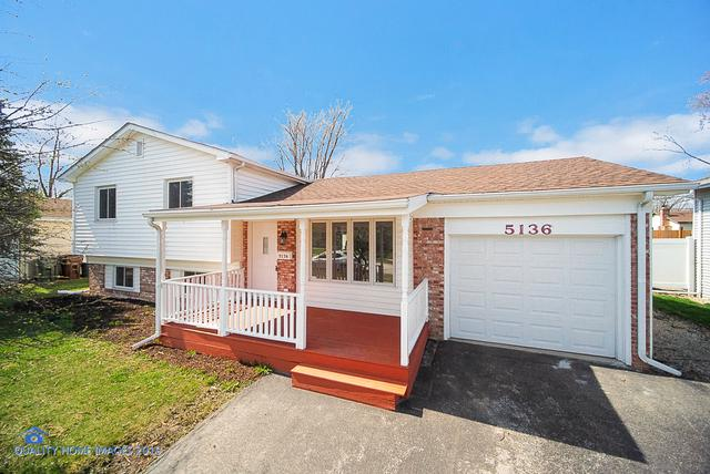 5136 Deerpath Road, Oak Forest, IL 60452 (MLS #10350985) :: The Wexler Group at Keller Williams Preferred Realty