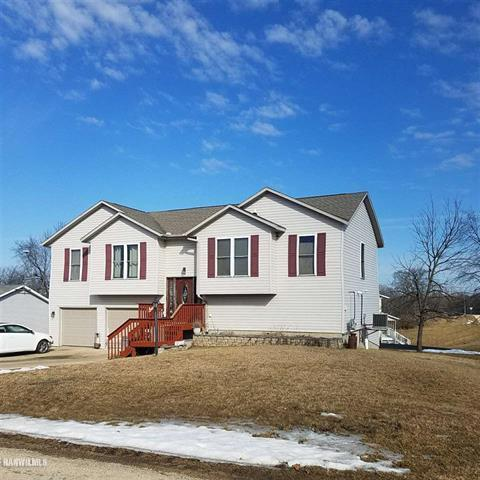 204 Meadow Drive, Orangeville, IL 61060 (MLS #10350996) :: Leigh Marcus | @properties