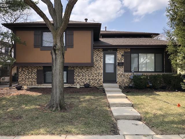 6272 Kit Carson Drive #1, Hanover Park, IL 60133 (MLS #10351077) :: Baz Realty Network | Keller Williams Preferred Realty