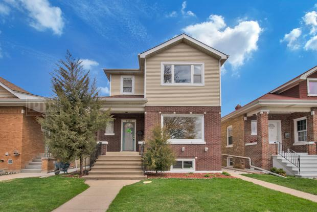 6124 W Berenice Avenue, Chicago, IL 60634 (MLS #10351100) :: Touchstone Group