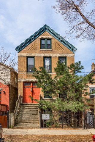 2144 N Bell Avenue, Chicago, IL 60647 (MLS #10351108) :: BNRealty