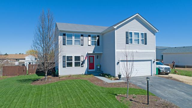 110 Cottonwood Boulevard, Kirkland, IL 60146 (MLS #10351135) :: Helen Oliveri Real Estate