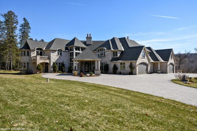 1201 Plum Tree Road, Barrington Hills, IL 60010 (MLS #10351142) :: Helen Oliveri Real Estate