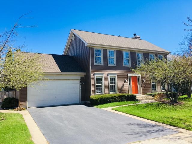 2030 Cloverdale Lane, Algonquin, IL 60102 (MLS #10351181) :: Leigh Marcus | @properties